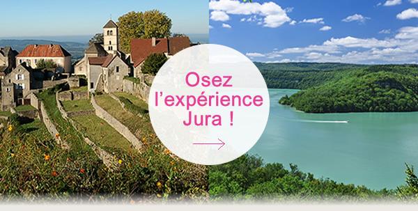 Osez l'expérience Jura !